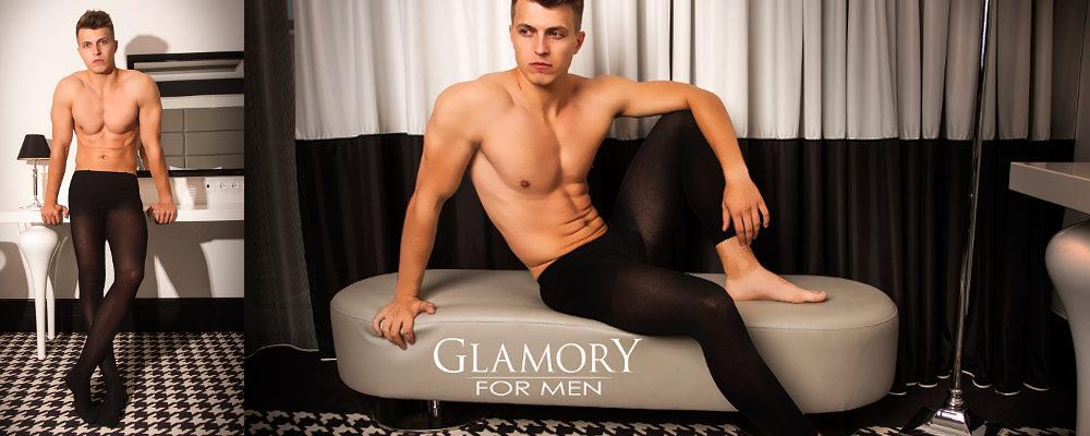 Glamry for Men Herrenstrumpfhosen
