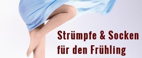 Frische Strumpfideen für Ihre Beine