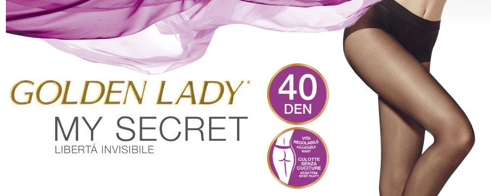 Golden Lady Mysecret 40