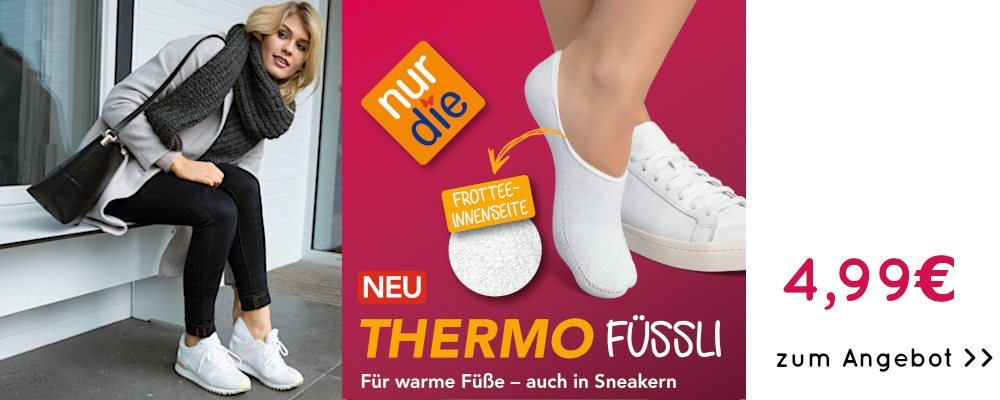 NurDie thermo Füssli