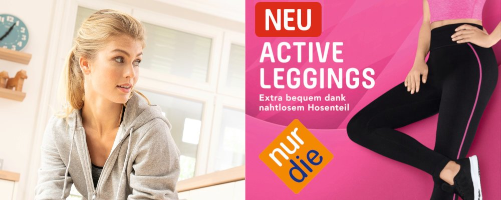 NurDie Active Leggings