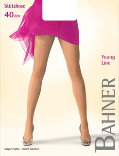 Bahner Young Line Stuetzstrumpfhose