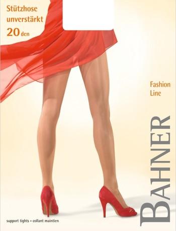 Bahner Fashion Line 20 Stuetzstrumpfhose Stuetzklasse 1