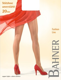 Bahner Fashion Line Stuetzstrumpfhose