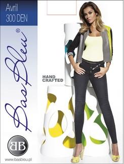 Bas Bleu Avril Jeans Leggings