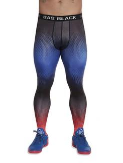 Bas Black Quantum 200 Herren Leggings Sport