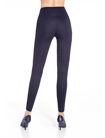 Bas Bleu Livia - Leggings blue