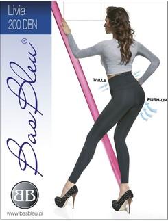 Bas Bleu Livia figurformende Hosen Leggings