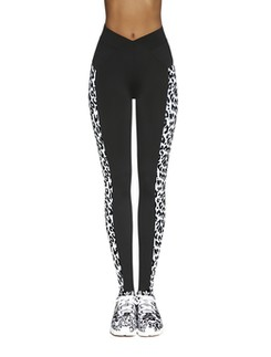 Bas Black Irbis - Leggings