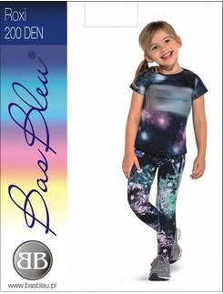 Bas Bleu Roxi Kinder Leggings Galaxy