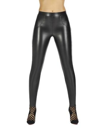 Bas Bleu Kayla - Leggings schwarz