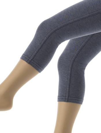 Bonnie Doon Kinder Jeans Leggings denim heather