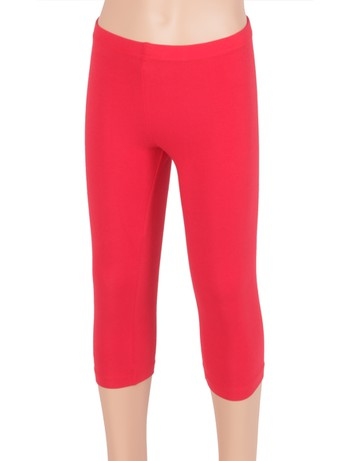 Bonnie Doon Basic Leggings strawberry