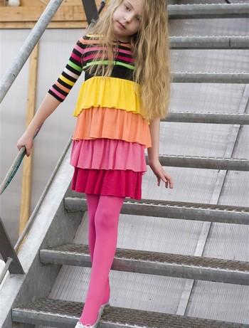 Bonnie Doon Basic blickdichte Kinderstrumpfhose