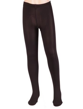 Bonnie Doon Basic blickdichte Kinderstrumpfhose black