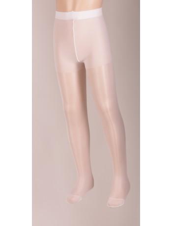 Bonnie Doon 20 Uni Strumpfhose white