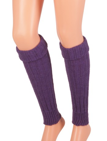 Bonnie Doon Sleever Stulpen purple