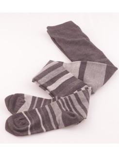 Bonnie Doon Composed Stripes Strumpfhose