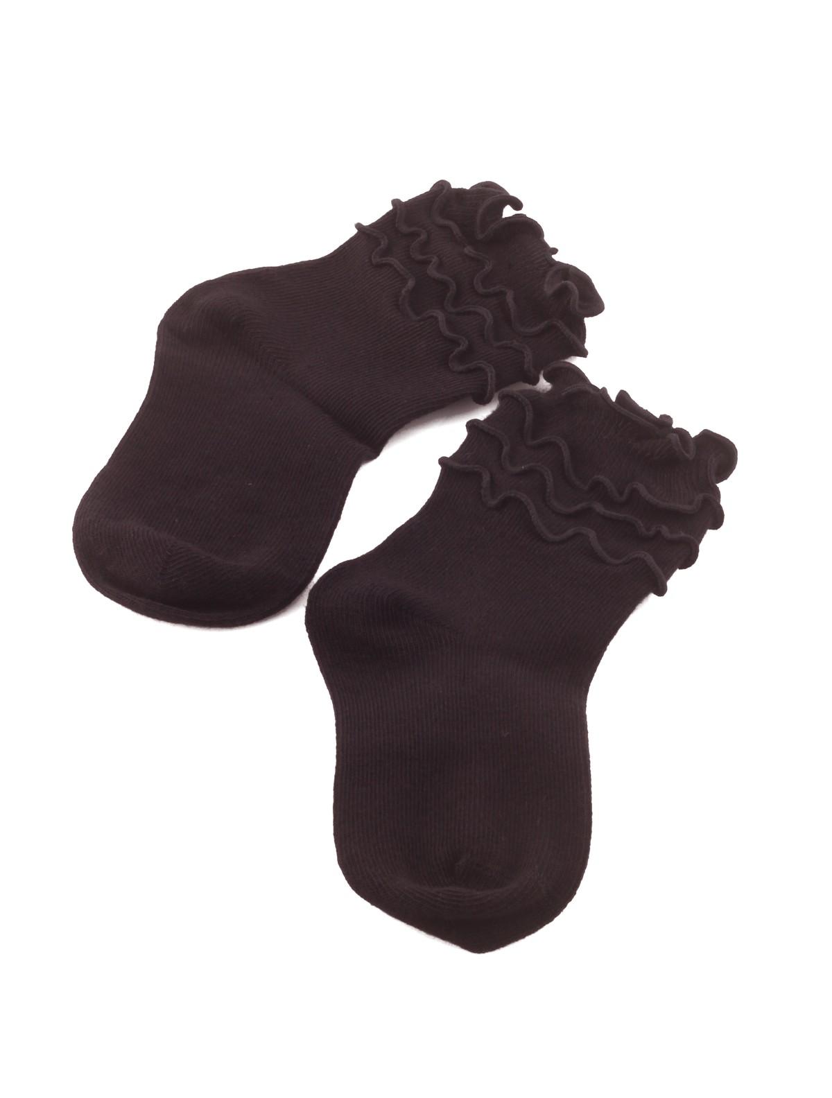 Bonnie Doon Lace Cuff Kinder Socken mit Spitze