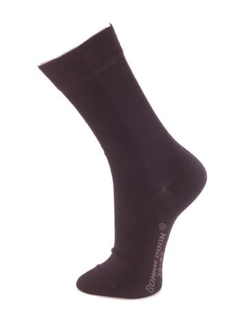 Bonnie Doon Woll-Socke navy