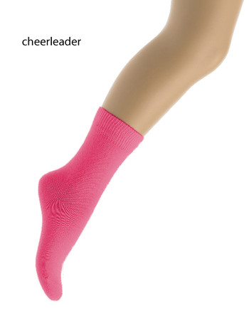 Bonnie Doon Baumwollsocken fuer Kinder cheerleader