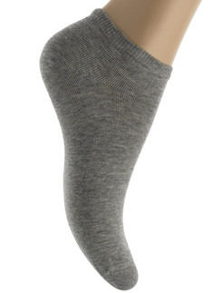Bonnie Doon Cotton Short Sock