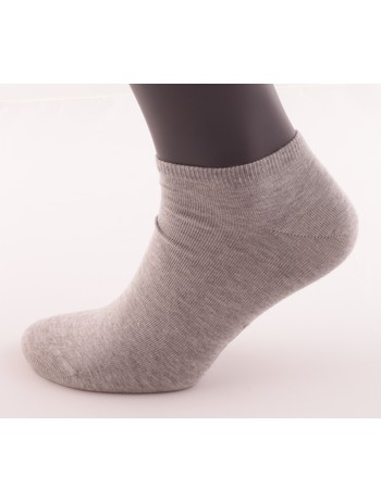 Bonnie Doon Kurzsocken light grey heather