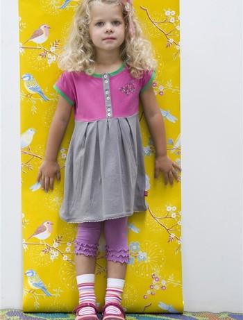 Bonnie Doon Frou Frou Capri Leggings fuer Kinder, im Nylon und Strumpfhosen Shop