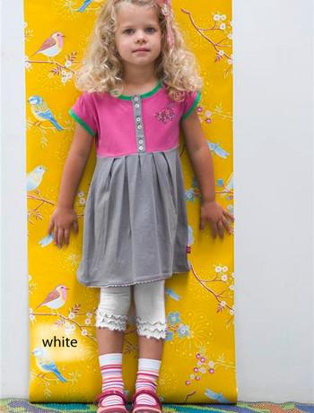Bonnie Doon Frou Frou Capri Leggings für Kinder white
