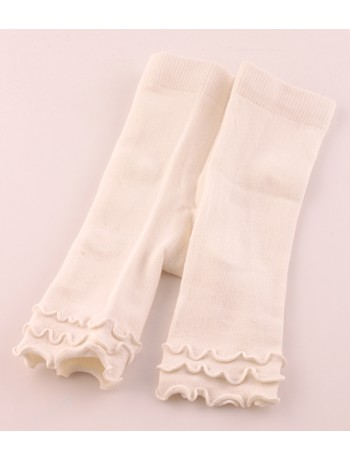Bonnie Doon Capri Leggings off white