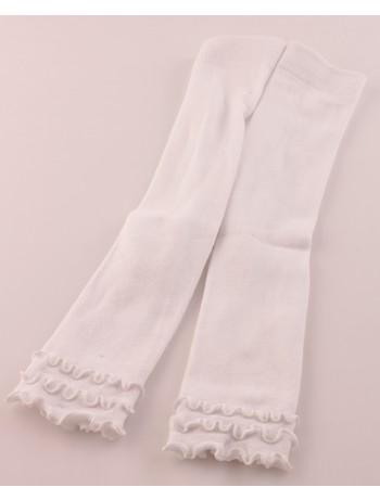 Bonnie Doon Capri Leggings white