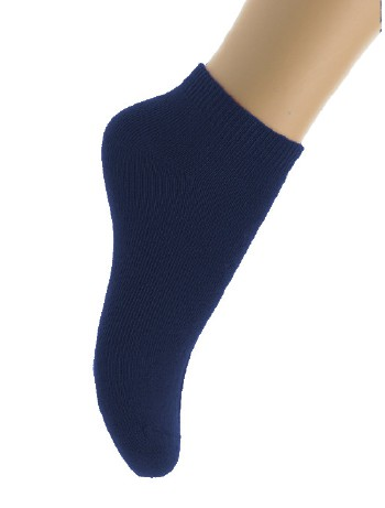 Bonnie Doon Cotton Short Kinderkurzsocken navy