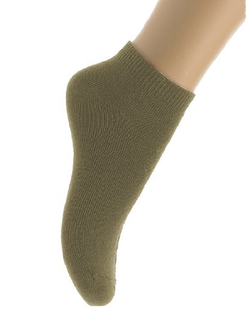 Bonnie Doon Cotton Short Kinderkurzsocken kiwi