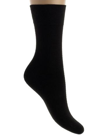 Bonnie Doon Comfort Top Söckchen black