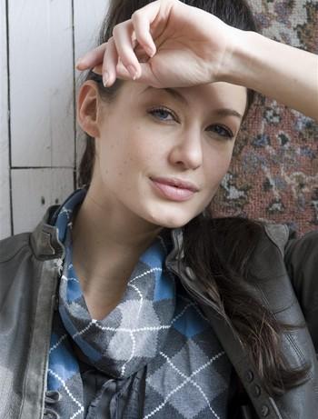 Bonnie Doon Argyle Schal, im Nylon und Strumpfhosen Shop