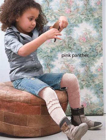 Bonnie Doon Frou-Frou Kinderstrumpfhose pink panther