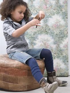 Bonnie Doon Frou-Frou Kinderstrumpfhose