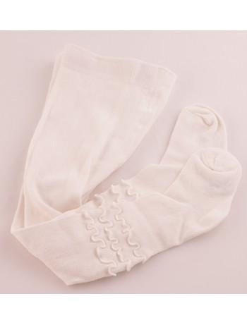 Bonnie Doon Frou Frou Baby Strumpfhose off white