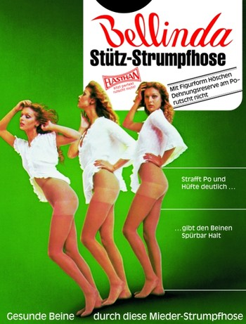 Bellinda Stuetzstrumpfhose Uebergroesse