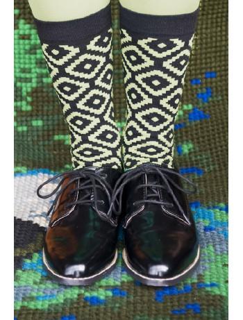 Bonnie Doon Aztec Damensocken, im Nylon und Strumpfhosen Shop