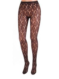 Bonnie Doon Bruges Lace Strumpfhose