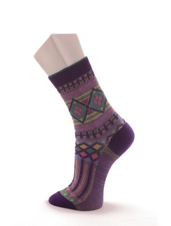 Burlington Ethno Kurzsocken
