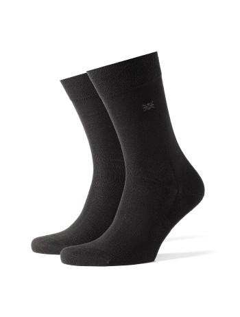 Burlington Dublin Comfort Baumwoll Socken, im Nylon und Strumpfhosen Shop