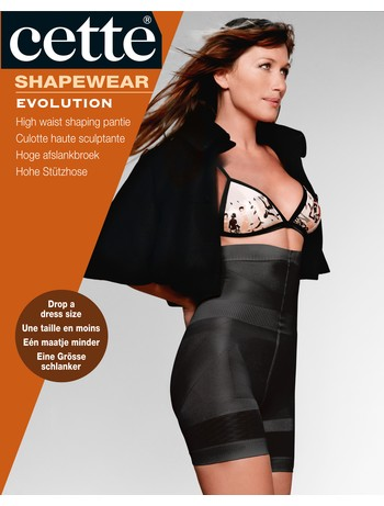 Cette Evolution Shapewear schwarz