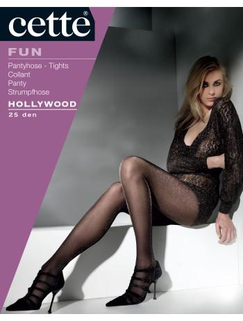 Cette Hollywood Lurex Strumpfhose, im Nylon und Strumpfhosen Shop