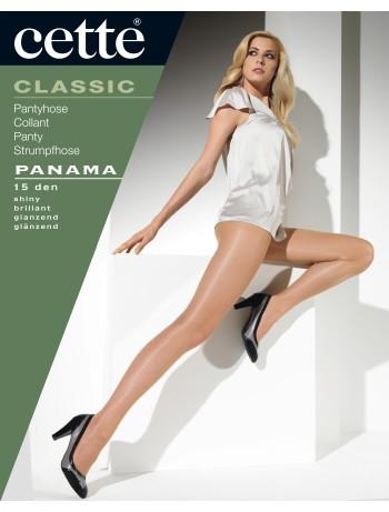 Cette Panama glänzende 15 Den Strumpfhose