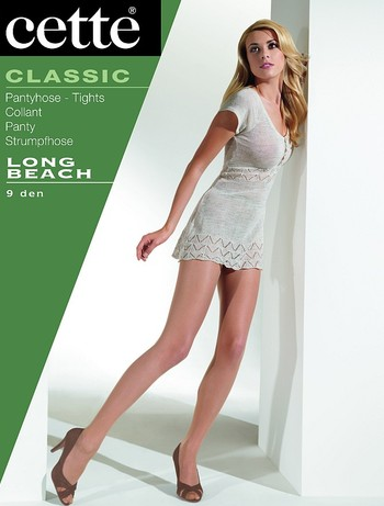 Cette Classic Long Beach Sommer Strumpfhose