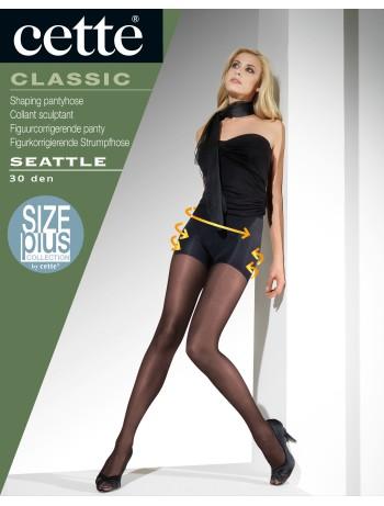 Cette Seattle Shaping Strumpfhose XL