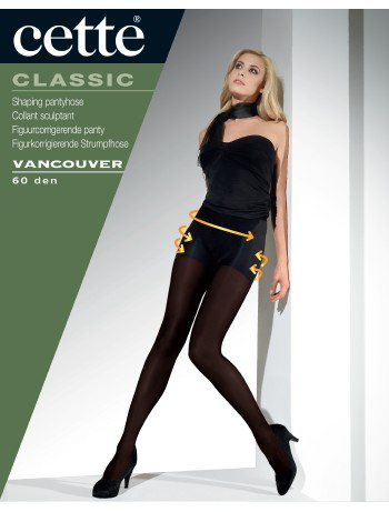 Cette Vancouver Shaping Strumpfhose