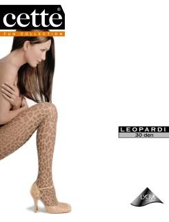 Cette Leopardi Strumpfhose